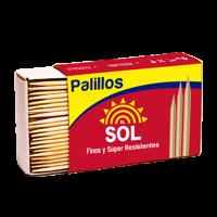 605-PLO DIENTES EL SOL X 180